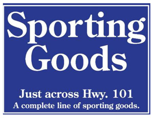 Rogers Sporting Goods Inc
